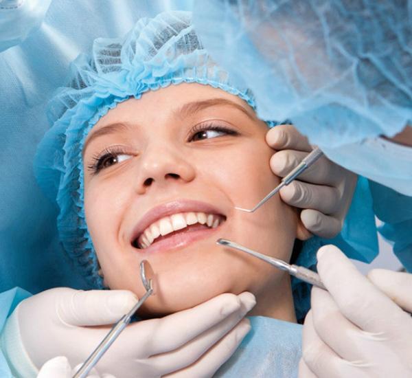 chiru soin dentaire